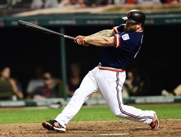 mike-napoli-hits-a-home-run-against-the-kansas-city-royals-ap-indians-royals-baseball__65411_