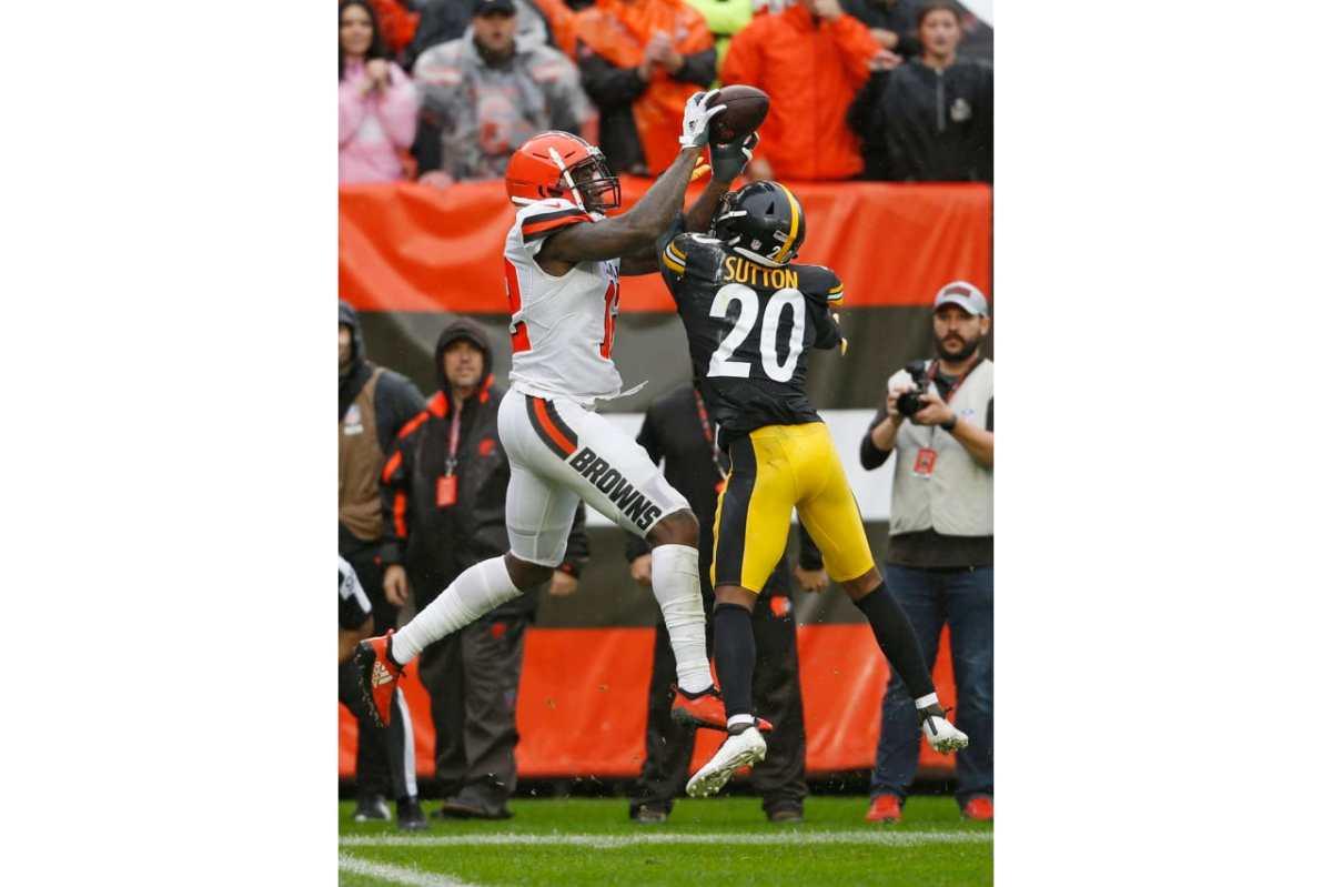 Browns Steelers Tie Season Opener North Coast Sports