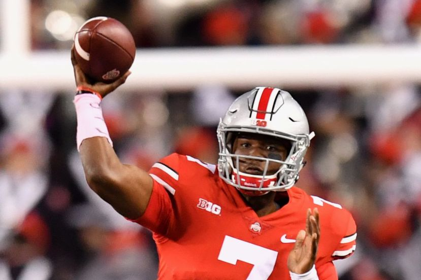 bf411543 Dwayne Haskins rumored to be declaring for NFL Draft – North Coast ...
